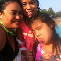 Photo taken at Niles Park District - Oasis Water Park by Sharona A. on 8/22/2013