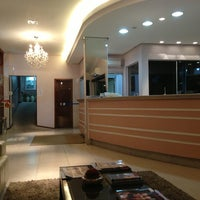 Photo taken at Hotel das Rosas by Bernardo B. on 6/29/2013