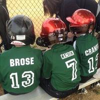 Photo taken at Tealtown Baseball Fields by Jason C. on 4/27/2013