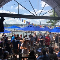 Photo taken at Boat Basin Cafe by Russell S. on 7/16/2017