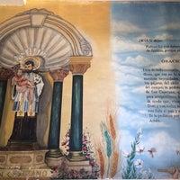 Photo taken at Parroquia y Santuario San Cayetano by Lucho B. on 12/3/2013