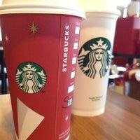 Photo taken at Starbucks by Ashley G. on 12/9/2012