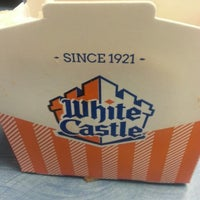 Photo taken at White Castle by Adam P. on 8/25/2013