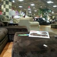 Superb ... Photo Taken At Bobu0026amp;#39;s Discount Furniture By Adam P. On