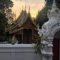 Photo taken at Wat Phan Waen by Miglė K. on 4/24/2017