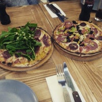 Photo taken at Pizza Il Forno by Dilem D. on 2/25/2015