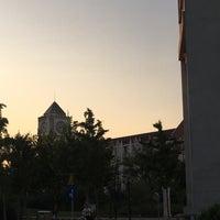 Photo taken at Beijing Language Culture College (北京华文学院) by Lili M. on 9/6/2017