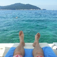 Photo taken at Excelsior Hotel Dubrovnik by Nuno N. on 6/22/2013