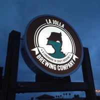 Photo taken at La Jolla Brewing Company by Craig S. on 1/31/2014