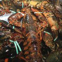 Photo taken at Nauset Fish & Lobster Pool by Marjorie C. on 8/10/2017
