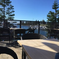 Photo taken at The Sun Deck Cafe by Greg S. on 4/10/2015