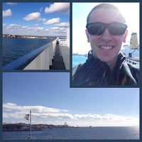 Photo taken at On the Cross Sound Ferry: Orient - New London by Christopher T. on 11/6/2013