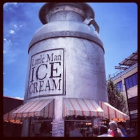 Foto tirada no(a) Little Man Ice Cream por Christopher T. em 6/8/2013