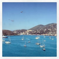 Photo taken at Port Of St. Thomas by MK on 3/28/2013