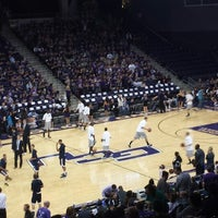 Photo taken at Grand Canyon University Arena by Mark T. on 11/2/2013