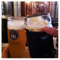 Photo taken at Hofbräuhaus Pittsburgh by Sam S. on 4/5/2013