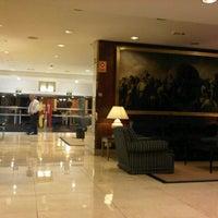 Photo taken at Hotel Gran Versalles by Mustafa T. on 4/3/2013
