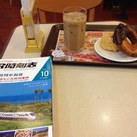 Photo taken at Mister Donut by 快速ひふみんライナー on 9/30/2016