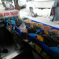 Photo taken at Carsamba Pazarı Peynirciler Sokagı by Sevban T. on 1/20/2016