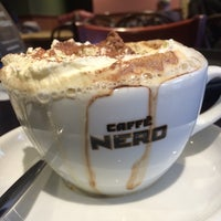 Photo taken at Caffè Nero by Emily W. on 8/11/2014