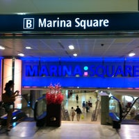 Foto scattata a Marina Square da Hamad A. il 1/17/2013