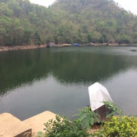 Photo taken at Kiu Lom Dam by SP. on 5/7/2017
