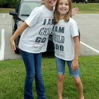 Photo taken at Cornerstone Church by Heather L. on 9/30/2012