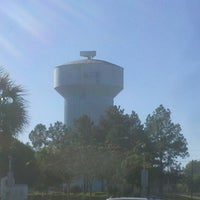 Photo taken at Ocoee Water Tower by Scott R. on 2/18/2013