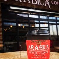 2/24/2016 tarihinde Handyziyaretçi tarafından Arabica Coffee House'de çekilen fotoğraf