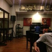Photo taken at Kulala Bar & Teras by Herdian F. on 1/21/2015