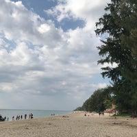 Photo taken at Phra-Ae Beach by Anastasiia P. on 2/3/2018