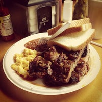 Photo taken at Archibald & Woodrow's BBQ by William G. on 1/6/2013