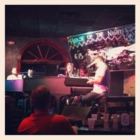 Photo taken at Rockeys Dueling Piano Bar by Heather B. on 9/23/2012