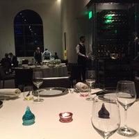 Photo taken at Restaurant Guy Savoy by Alexandre W. on 12/1/2016