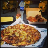 Photo taken at Yellow Cab Pizza Co. by Antonio E. on 4/22/2013