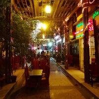 Photo taken at Al-Sahaby Lane Restaurant by Sanjay C. on 11/22/2012