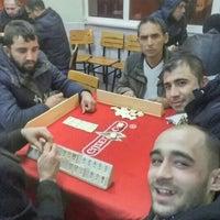 Photo taken at Ceceler kiraathanesi by Ahmet T. on 1/23/2016