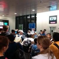 Photo taken at Gate E7B by Oleg V. on 8/3/2014