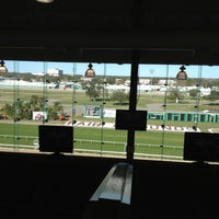 Photo taken at Fair Grounds Race Course & Slots by Malcolm S. on 12/21/2012