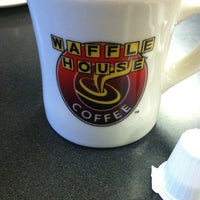 Photo taken at Waffle House by Chris T. on 12/30/2012