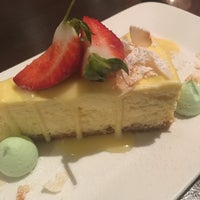 Photo taken at Eggless Dessert Cafe by Jiawei Y. on 7/1/2017