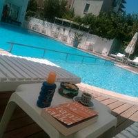 Photo taken at Hotel Yeni by İpek Ö. on 7/25/2016
