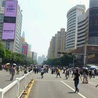 Photo taken at Huaqiang Electronics Market by Richard S. on 9/16/2012