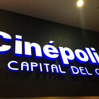 Photo taken at Cinépolis Multicentro by Miguel R. on 8/31/2013