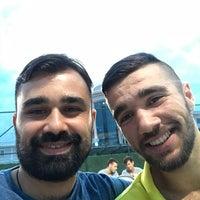 Photo taken at GSK spor klubü by Özgür Ü. on 6/6/2018