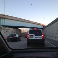 Photo taken at Under The Turnpike by SINthia on 1/14/2013