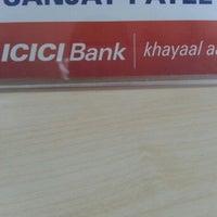 Photo taken at Icici bank by Prakash H. on 1/29/2013