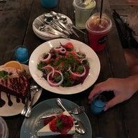Photo taken at Maharak Café by Noey N. on 10/7/2018