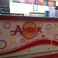 Photo taken at Amber Restaurant by Sheryl U. on 6/24/2013