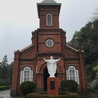 Photo taken at 大曽教会 by Makiko O. on 3/19/2018